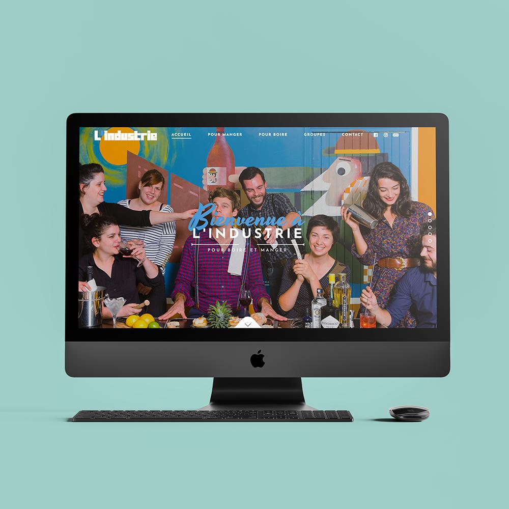 Site – L'industrie