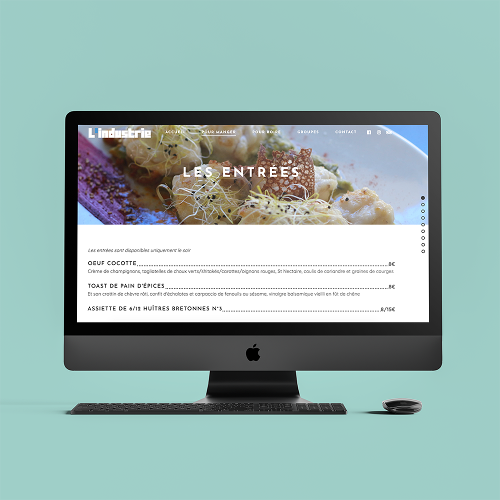 Site – L'industrie2