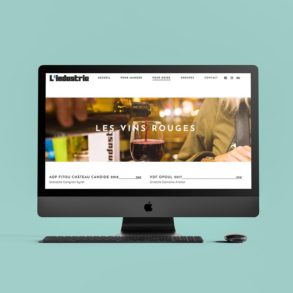Site – L'industrie3