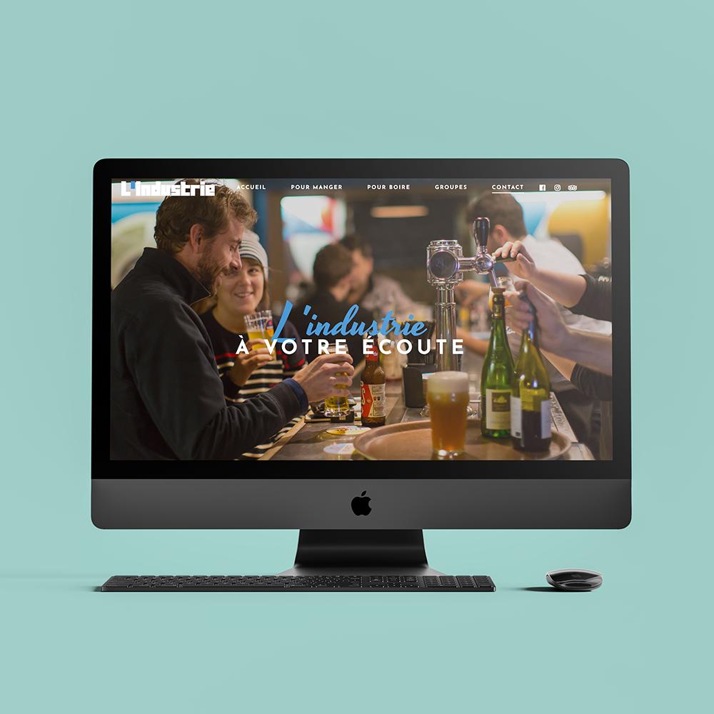 Site – L'industrie4