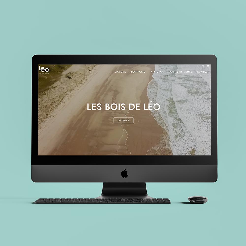 Visuel – Les Bois de Léo
