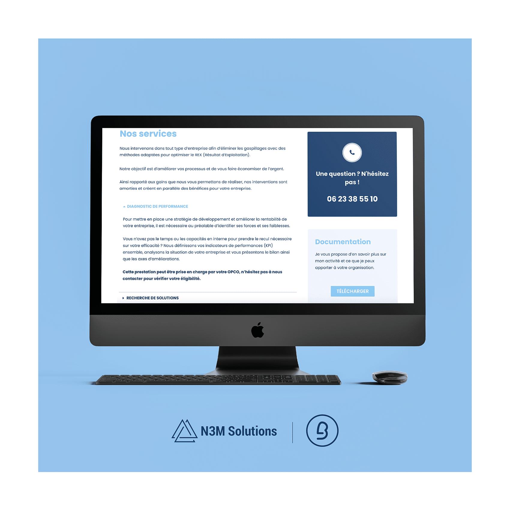 Webdesign – Services