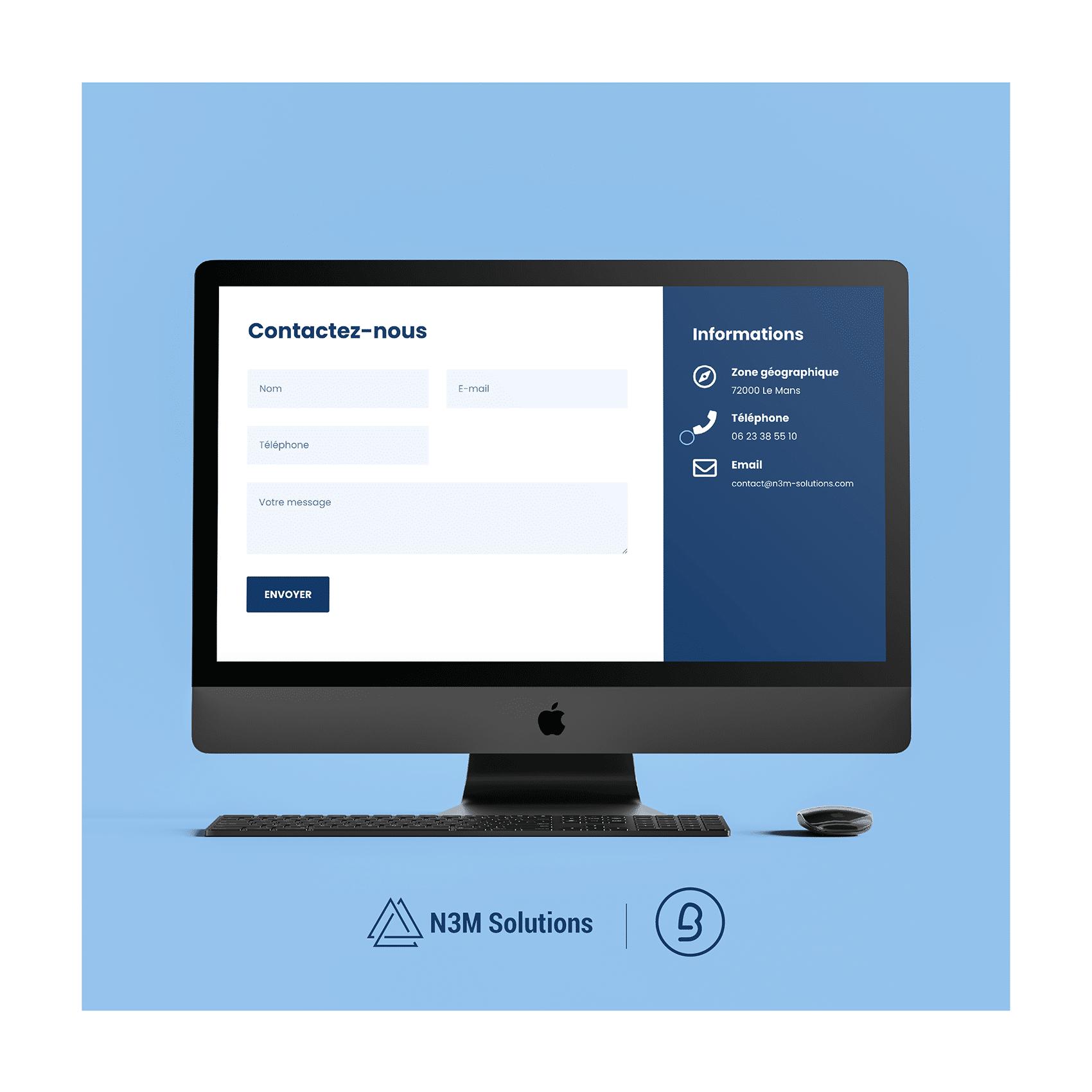 Webdesign – Contact