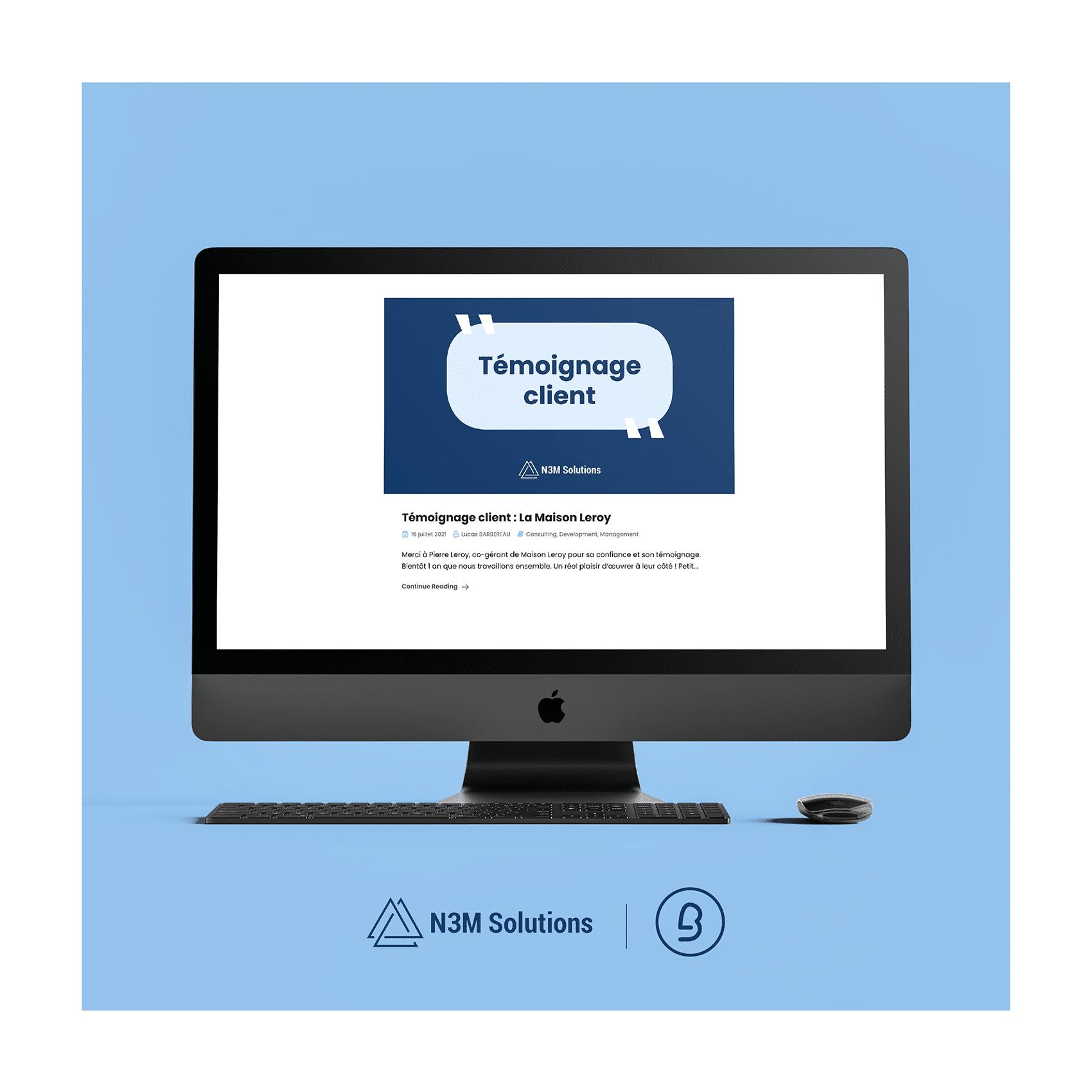Webdesign – Blog