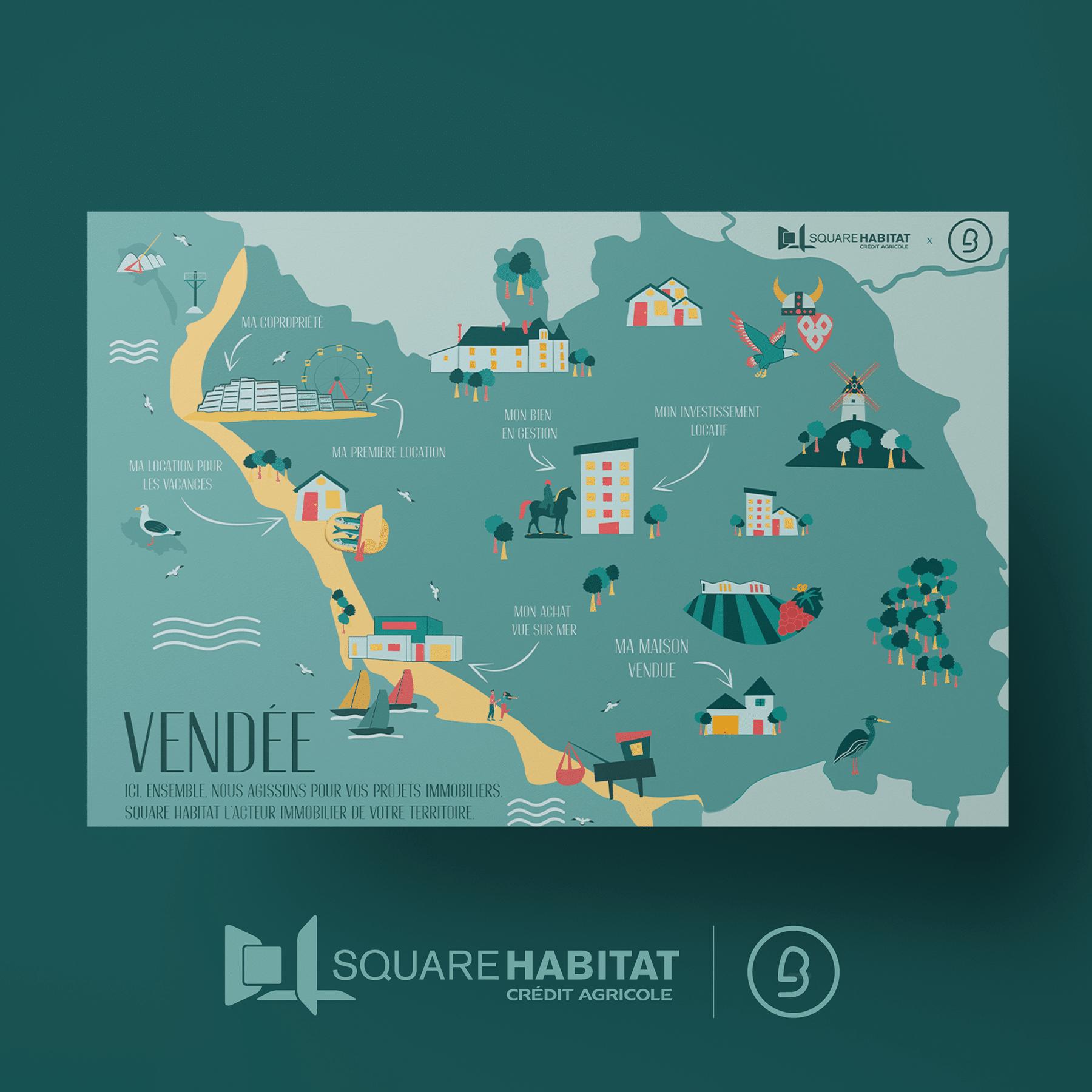 Square Habitat - LB Freelance